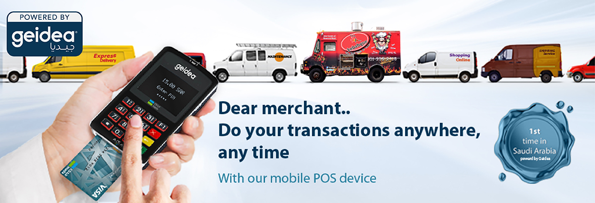 Mobile Point of Sales Services