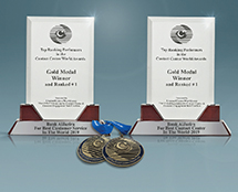 Contact Center Award – Silver Medal